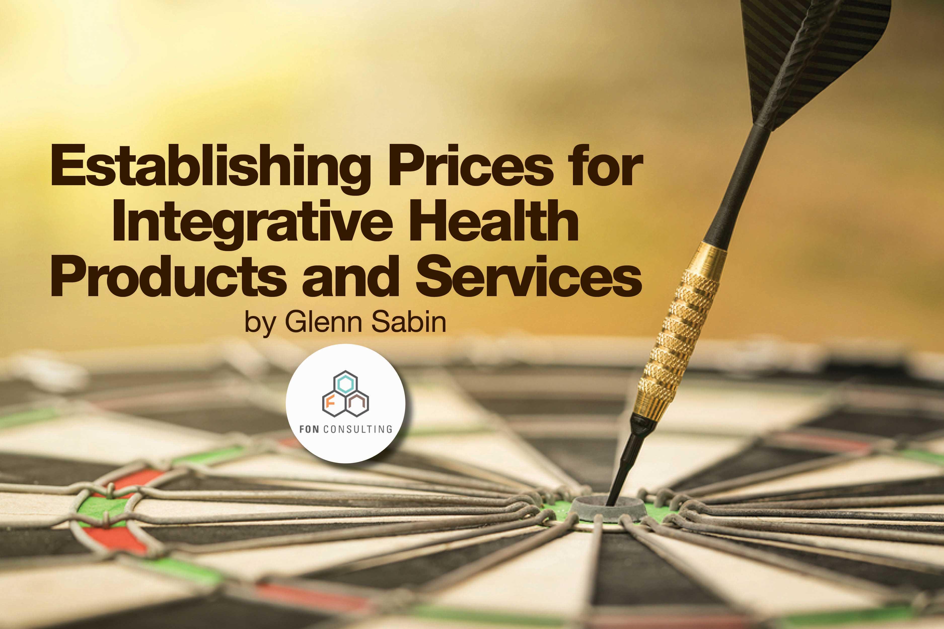 Arrow on 'Pricing' Target